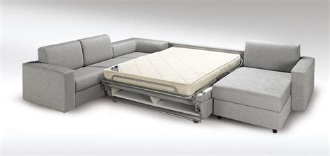 canape angle lit canapé d 39 angle convertible en vrai lit roma
