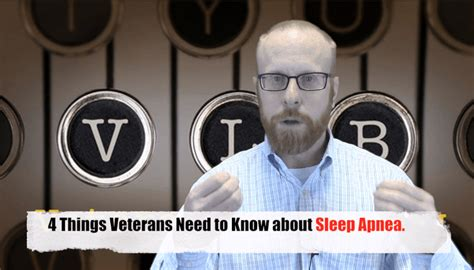 start   va sleep apnea disability claim