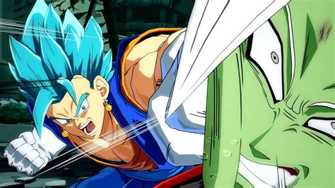 Vegito Blue And Fused Zamasu Join Dragon Ball Fighterz