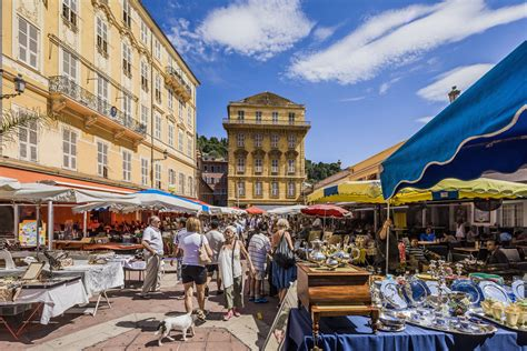 A Guide to Markets in Nice, France