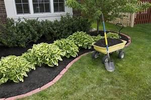 idee bordure jardin 50 propositions pour votre exterieur With idee pour jardin exterieur