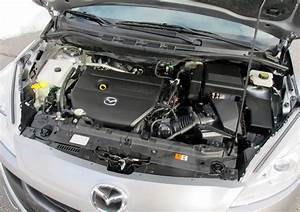 Removing 2010 Mazda Tribute Engine
