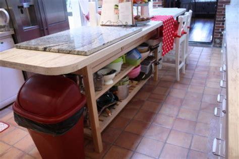 transformer une table de cuisine idées pour la cuisine transformer une console en ilot