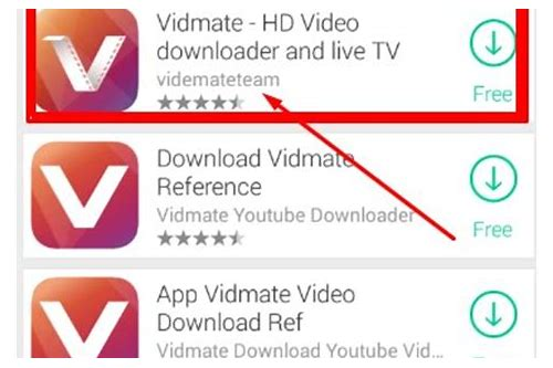 Vidmate download old version 2016 :: ringnareber