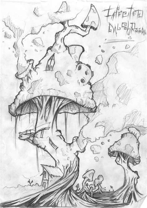 Infected Mushrooms by primebite.deviantart.com on @deviantART in 2020 | Infected mushroom