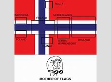 Mother of flags [XPost funny] travel