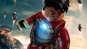 Lego Superheroes Wallpapers - Wallpaper Cave