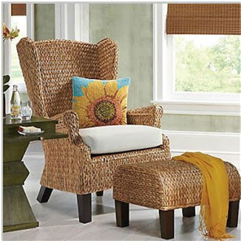 knock pottery barn seagrass chairs pottery barn seagrass wingback armchair decor look alikes