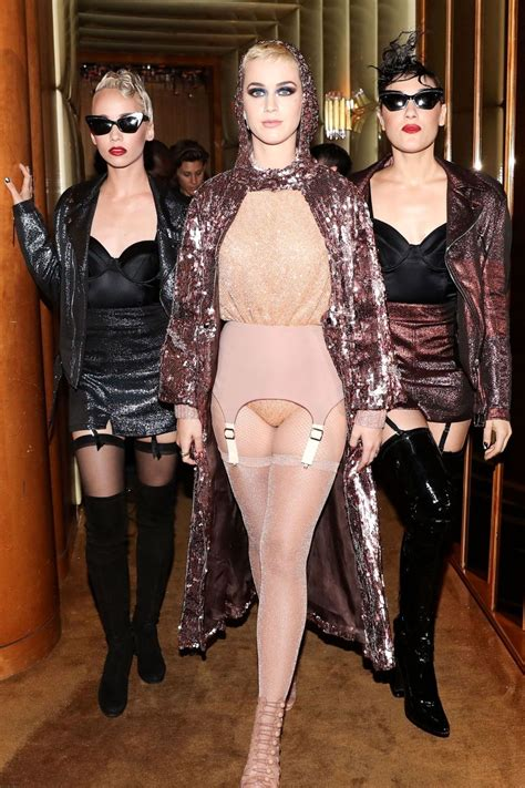 KATY PERRY at MET Gala After Party in New York 05/01/2017 ...