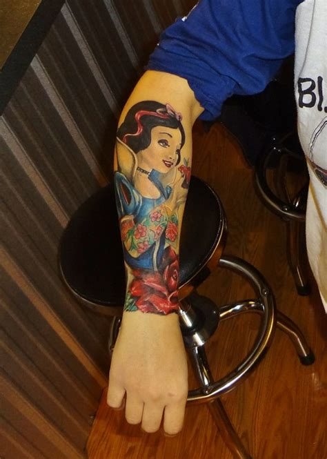 Snow White Tattoos Designs, Ideas And Meaning Tattoos
