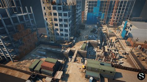 3D asset Construction Site   CGTrader
