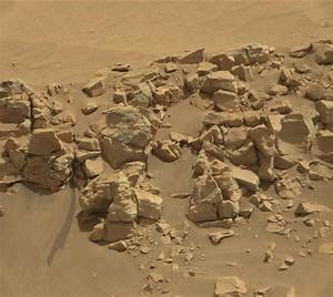 Curious Imagery from NASA's Curiosity Rover on Mars ...
