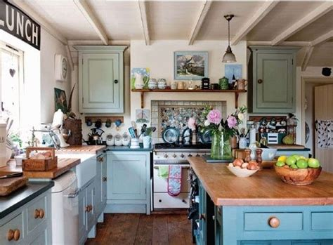 Best + English Cottage Kitchens Ideas On Pinterest