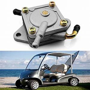 Replacement High Performance Engine Golf Cart Fuel Pump Fit For Club Car Gas Golf Cart Ds