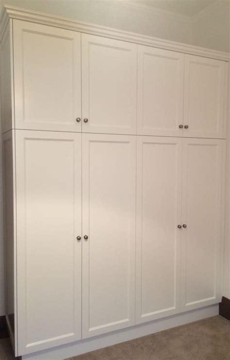 Bedroom Wardrobe Doors by Bedroom Wardrobe Doors And Panels Castle Shaker Style 2