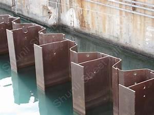 Steel Sheet Pile Retaining Wall Manufacturer, Supplier ...