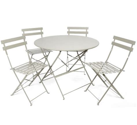 table pliante 4 chaises integrees 25 best ideas about table ronde jardin on table de jardin ronde tables rondes and