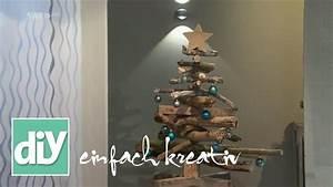 Tannenbaum Aus Treibholz : weihnachtsbaum aus treibholz diy einfach kreativ ~ Sanjose-hotels-ca.com Haus und Dekorationen