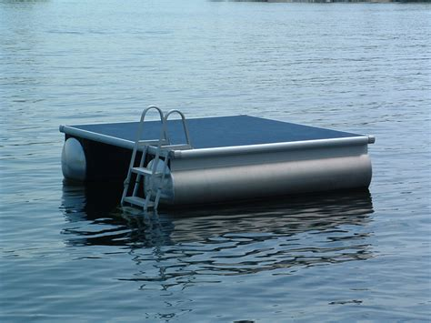 Swimming Pontoon by 8 And 12 Aqua Swim Raft Aqua Cycle Pontoon Paddle Boats