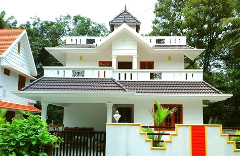 Medium House Plans With Photos In Kerala — Modern House