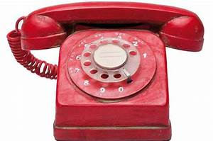 Objet Vintage Deco : tirelire t l phone vintage rouge tirelire pas cher ~ Teatrodelosmanantiales.com Idées de Décoration