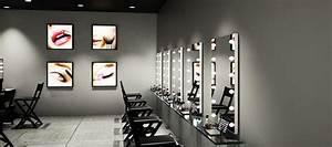 Miroir Lumineux Maquillage : espejos iluminados maquillaje profesional ~ Teatrodelosmanantiales.com Idées de Décoration