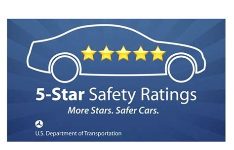 Safety Ratings by Clarifying Nhtsa S Updated 5 Safety Rating Program