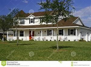 Haus Im Amerikanischen Stil : neues im amerikanischen stil haus stockfotos bild 4631823 ~ Lizthompson.info Haus und Dekorationen