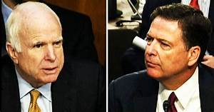 John McCain's COMPLETELY INCOHERENT Attempt To Question ...