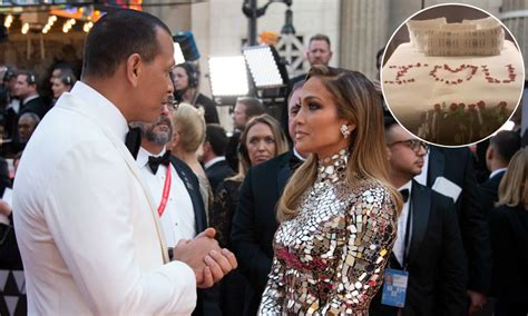 J.lo An A-rod Are Engaged! Did You Catch This Sweet Detail?