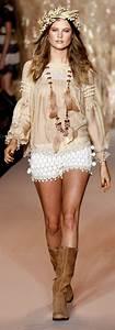 Style Bohème Chic Femme : 1001 tenues pour adopter le look boh me ~ Preciouscoupons.com Idées de Décoration