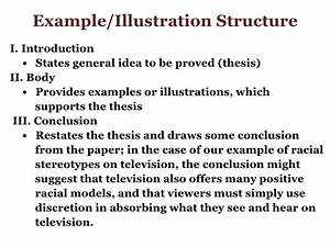 Example and illustration essay architecture essay introduction