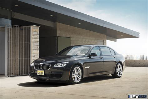 2013 Bmw 750li Xdrive Test Drive