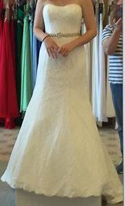 other coan couture yr90326l 450 size 8 used wedding With jason alexander wedding dress