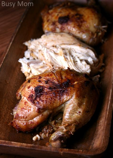 rotisserie chicken how to make your own rotisserie chicken busy mommy