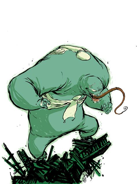 foto de Featured Geek Artist: Marvel Comics Artist Skottie Young