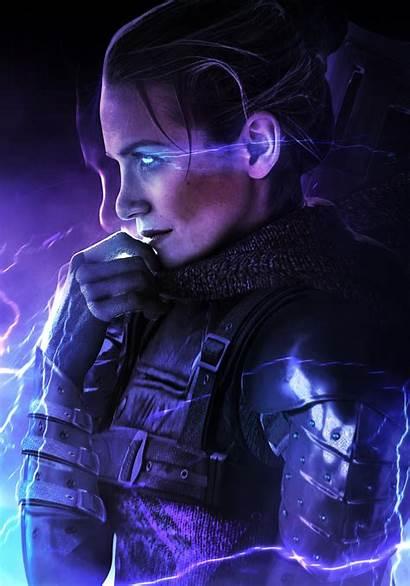 Apex Legends Wraith Games Deviantart Bloodhound Wallpapers