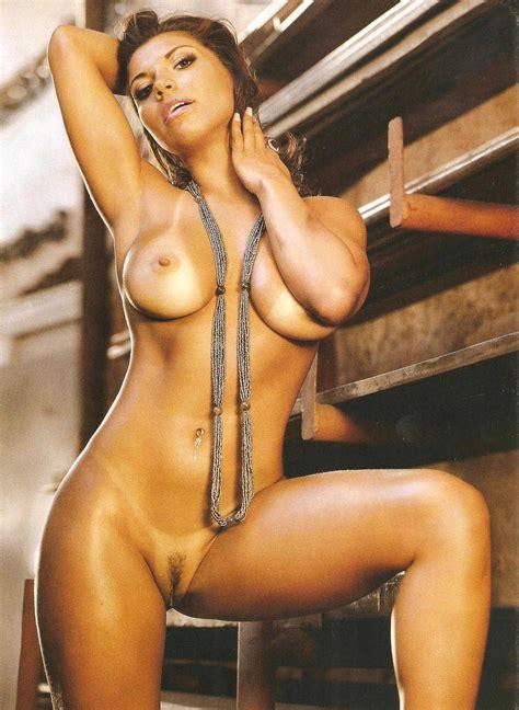 Brazilian Vanessa Acerbi Featured Nude In Sexy Nudeshots