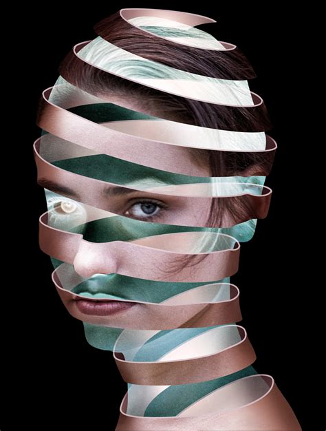 Create An Amazing Escherlike Face In Photoshop