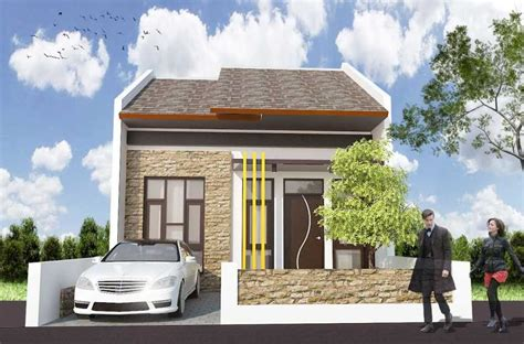 See more of desain rumah sederhana on facebook. Photo front view Rumah Tipe 36 di Jatihandap 6 desain ...