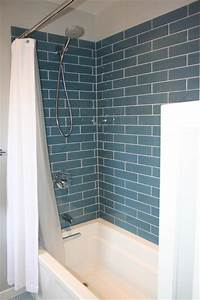 how to tile a shower wall Glass Shower Wall Tile