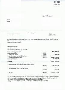 13b Ustg Rechnung : bild2 angefahren abschleppkosten kfz versicherung ~ Themetempest.com Abrechnung