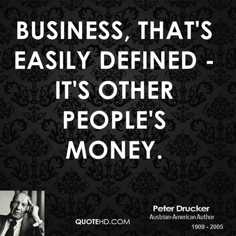 Using Other Peoples Money Quotes