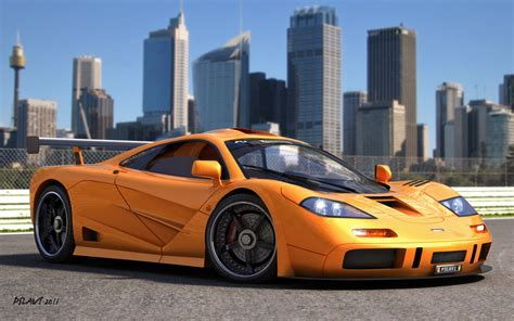 Mclaren F1 Lm Photos, Informations, Articles