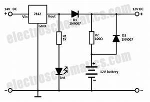 Battery Backup Circuit