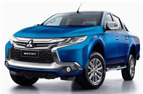 Mitsubishi Triton 2018 Engine, Price, Release Date 2018