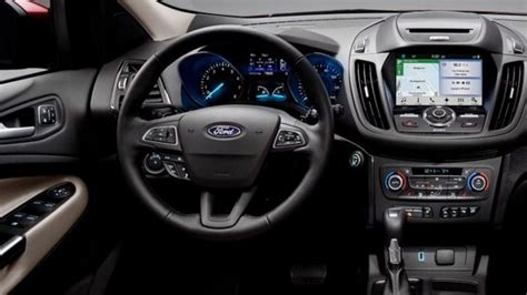 2018 Ford Escape Review On The New Design Update And
