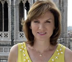 Antiques Roadshow presenter Fiona Bruce is barely ...