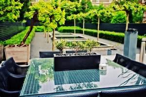 Terrassen Treppen In Den Garten : terrassen f r moderne g rten ~ Orissabook.com Haus und Dekorationen