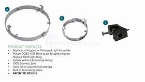Cmp Light Repair Adapter Parts